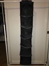 Ikea Black Think Fabric Wardrobe