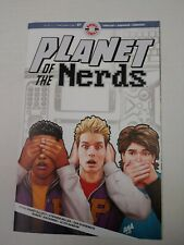 Ahoy Planet of the Nerds NM #4 Paul Constant//Alan Robinson 2019