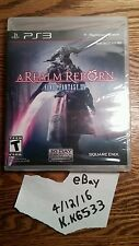 Final Fantasy XIV Online: A Realm Reborn (Sony PlayStation 3, 2013) Brand New!