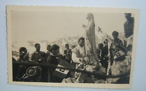 FM971  MESSA PER I BALILLA A BESSANESE ALPI GRAIE 1939