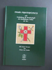 FAMA FRATERNITATIS Rosenkreuzer 1992 Alram von Avalon  Wilhelm Wessel
