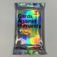 Cards Against Humanity PRIDE 30-Card Expansion Pack (No Glitter) NEW/SEALED