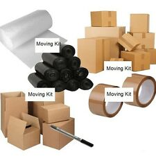 House Moving Kit Cardboard Boxes Packing Home Suitable Protective Packaging Move