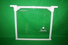 Ronco Showtime Rotisserie Glass Door Bbq 4000 5000 Replacement Part White
