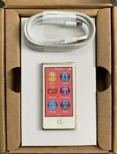 Apple iPod nano 7. Generation (16GB) Gold NEU NEW 7G RAR Collectors Sammler RAR