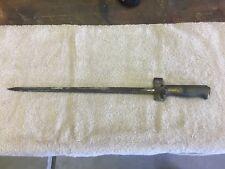 French WWI Lebel Fusil Mle M 1886 Model 1915 M93 Modified Rifle Bayonet