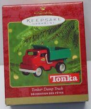 Hallmark Keepsake Winner's Circle 1953 Tonka Model 180 Cabover Dump Truck Qx6681