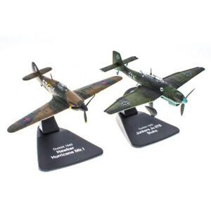 Atlas Editions 1:72 Hawker Hurricane Mk.I & Junkers Ju-87B Stuka - Dunkirk 1940