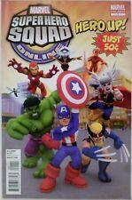 Marvel Super Hero Squad Online Comic Book Issue #1 Promo NM SDCC 2011