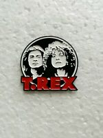 T-Rex Pin Badge Glam Rock Tanx Children Of The Revolution The Slider Marc Bolan