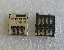 Lettore SCHEDA SIM SIMcard lettore SCHEDE CARD READER Nokia LUMIA 630 635 730
