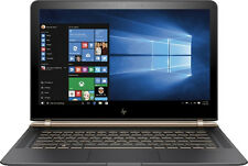 "Dark Ash HP Spectre 13 Intel Core i7 8GB 256GB SSD 13.3""  Laptop B & O"