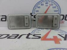 Focus MK1 98-05 Mondeo MK3 01-07 Luces de espejo de vanidad X2 Par + Free UK Post
