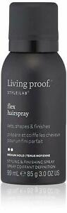 Living Proof Flex Shaping Hairspray (3 oz) Set Styling & Finishing Spray