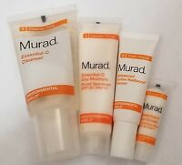 Murad Environmental Shield Stater Kit + Extra Travel Size Item - New without Box