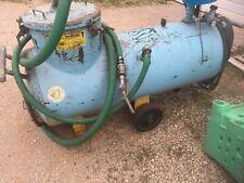Yellow Belly Sump Sucker Pnumatic Air Waste Oil Coolant Transfer Tank