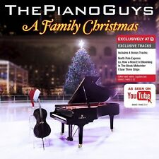 The Piano Guys A Family Christmas Target Exclusive ThePianoGuys NEW