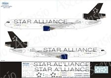 McDonnell Douglas MD-11 1/144 Star Alliance (Varig) decal by Ascensio 011-016