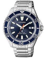 Citizen Promaster Marine Bn0191-80l Bn0191 Eco-drive Diver Watch Solar ISO 6425