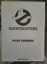 "Ghostbusters PETER VENKMAN w/ logo & proton stream  6"" figure NEW Sealed Matty"