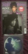 """PRINCE """"NOTHING COMPARES 2 U"""" 7"""" PICTURE DISC BRAND NEW + ROLLING STONE GERMANY"""