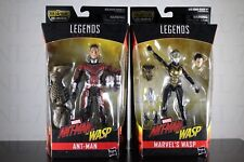 """ANT-MAN and THE WASP Marvel Legends 6"""" Figure Cull Obsidian Build-A-Figure BAF"""