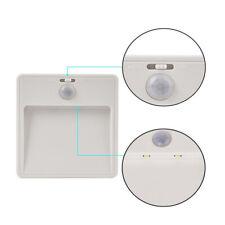 1 Pack LED Wireless Motion Sensor Lights Battery Powered LED Warm White New
