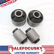 4PCS Control Arm Rear Bushings Fit Subaru Forester Suspension 09-18 20204AJ000
