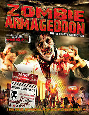 Zombie Armageddon: Ultimate Collection, 3 Full Length Features, DVD SHIPS FREE