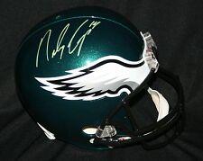 RILEY COOPER Signed Philadelphia Eagles Full Size Helmet Autograph JSA Witness
