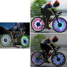 36 LED Flash Bicycle Motorcycle Car Bike Tyre Tire Wheel Valve Spoke Light Hot