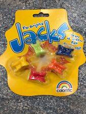 Brand New Sealed Classic Original Jacks Knucklebones Knuckles Traditional Game