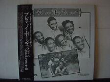 BLESS MY BONES/MEMPHIS GOSPEL RADIO-THE 50s JAPAN P-VINE OBI LP