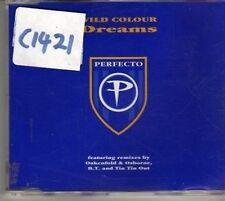 (CP796) Wild Colour, Dreams - 1995 DJ CD