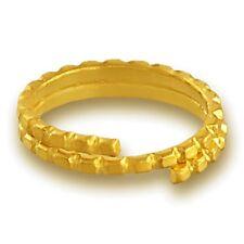 P.N.Gadgil 0.5 gm 23.5k 985 purity Gold Vedhani
