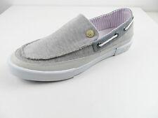 Frankie MORELLO Uomo Vela Scarpe Scarpe Sneaker Nuovo Grigio 45 UVP 199 €