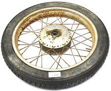 NSU Maxi 175 OSB - Wheel Front Wheel Front Wheel Rim Rim Front