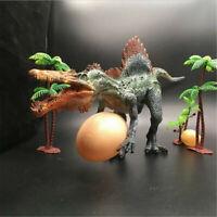 12.6'' Large Spinosaurus Dinosaur Model Figure Realistic Toy Model Gift Children