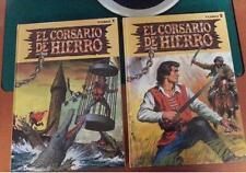 EL CORSARIO DE HIERRO - COLECCIÓN COMPLETA EN 9 TOMOS - EDICIONES B -