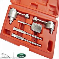 Jaguar Land Rover Timing Setting Locking Tool Kit 2.7d TDVI TDV6 04-09 Diesel