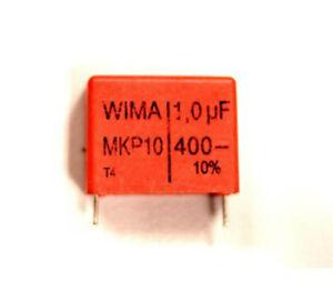 Wima / 1UF400V Wima Kondensator