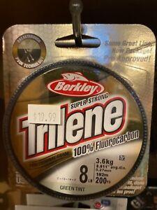 Trilene  flourocarbon 8#