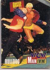 "1995 Cardz WCW Main Event Bulldog ""Dustin Rhodes"""