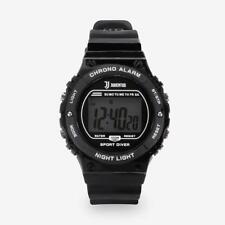 Orologio da Polso Digitale Timer Sveglia Juventus Ufficiale 2019/20 Lowell 10ATM
