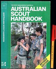 1988 AUSTRALIAN SCOUT HANDBOOK 394 page Boy Scouts SKILLS & FUN GALORE