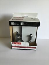 Delta Porter Collection Double Towel Hook in Oil Rubbed Bronze NEW!!