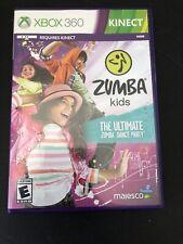 Zumba Kids (Microsoft Xbox 360, 2013)