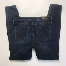 KUT From The KLOTH Womens 8 Skinny Jeans Dark Wash Stretch High Waist Rise