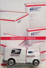 Hot Wheels CUSTOM '49 FORD COE U.S. Postal Service Real Riders Limited 1/25 Made