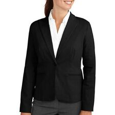 George Women's Millennium Suiting Jacket, 6, Black